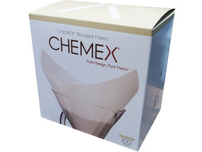 CHEMEX® BONDED FILTERS PRE-FOLDED CIRCLES 100τμχ