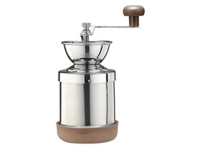 Grinder Stainless Steel Tiamo